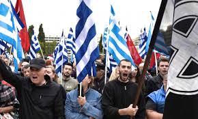 Golden Dawn Flag As Greek Election Nears Golden Dawn Rises On Austerity Driven