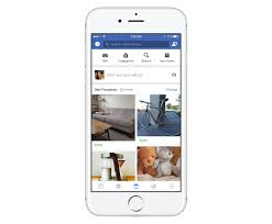 facebook marketplace will help you sell your things in the app