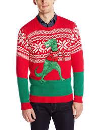 christmas sweater blizzard bay men s trex hates sweater christmas sweater at