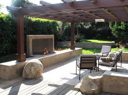 pergola cafe five star landscape construction in aurora co