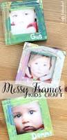craft for kids painted picture frames crafts unleashed