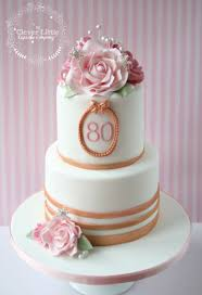 80th birthday cakes 80th birthday cake cake by the clever cupcake company