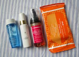 according to kar yi travel skincare and essentials three nights