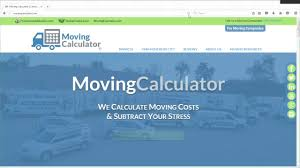 Estimate Moving Costs Distance by Moving Calculator Calculate Estimated Move Costs In 1 Minute