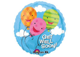 get well soon balloons same day delivery child get well balloons helium balloons perth get well balloon