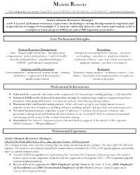 it project manager resume examples sr project manager resume sample kimberly j myers4257734206kmyers astounding inspiration human resource manager resume 9 senior hr