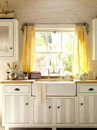 Yellow Kitchen Sink 24 Clever Pict Of Yellow Kitchen Curtains Small Kitchen Sinks