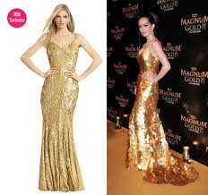 zac posen copied his 24 carat gold dress for rent the runway