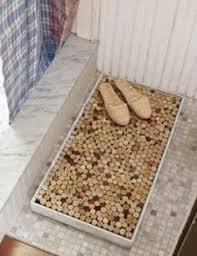 tappeto con tappi di sughero nuccia lucia tosin ntosin su