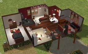 Home Design Career Sims 3 Mod The Sims 3 Frugal Lane No Cc Home