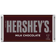 amazon com hershey u0027s chocolate bar milk chocolate candy bar 5