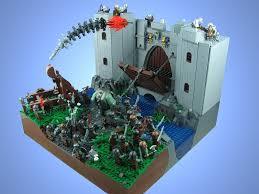 siege lego the siege of ung thol tiberium blue flickr