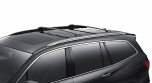 2013 honda pilot crossbars episode 276 2016 honda pilot cross bar installation