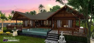 tropical style home floor plans house decorations