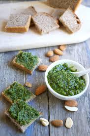 cuisiner l ail pesto d ail des ours vegan green cuisine yummyyyy