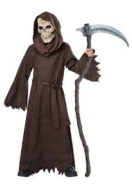 grim reaper costume child ancient reaper costume