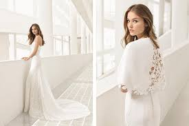 rosa clara wedding dress rosa clara 2018 collection evocative and wedding gowns