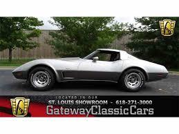 1978 corvette stingray 1978 chevrolet corvette for sale on classiccars com 74 available
