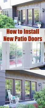 New Patio Doors New Patio Doors Foyer Renovation Reveal Four Generations One Roof