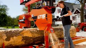 wood mizer lt15 personal sawmill start sawing your own lumber