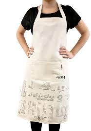 amazon com uk apron cooking guide kitchen aprons kitchen