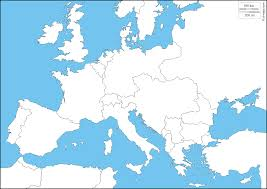 Map Of Europe Test by Europe Coloring Map Of Countries And Lists Other Stuff New Test