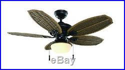 Outdoor Ceiling Fans With Lights Wet Rated by Wet Rated Outdoor Ceiling Fan Indoor 5 Blade 3 Speed Light Kit