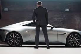 Aston Martin Db10 James Bond S Car From Spectre James Bond U0027s U0027spectre U0027 Aston Martin Db10 Sells For 3 5 Million