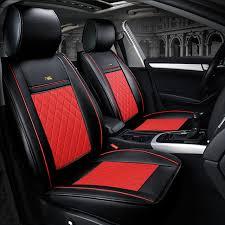 couvre si es auto nouveau luxe en cuir auto universel siège de voiture couvre siège