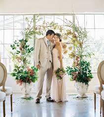 Wedding Arches Inside Backdrop Picmia