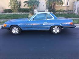 classic mercedes benz 380sl for sale on classiccars com