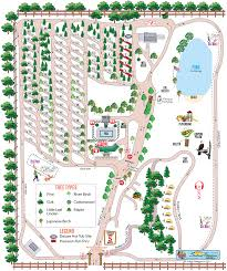 Wisconsin Campgrounds Map by Oasis Campground And Waterpark Find Campgrounds Near Hancock