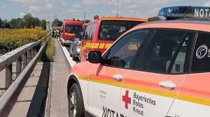Taxi Bad Aibling Raubling Fotos Vom Unfall Auf Autobahn A8 Zwischen Rosenheim Und
