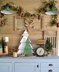 diy rustic tree decoration my creative days