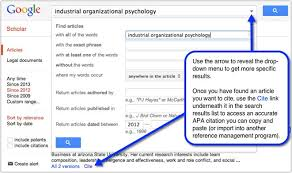writing in apa format example using apa and citing your sources uas organizational leadership
