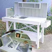 potting table with sink mount vernon potting table bench mount vernon potting table