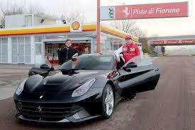 Ferrari F12 4x4 - what u0027s a lap with kimi raikkonen in a ferrari f12 really like