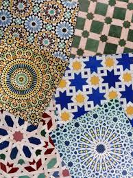 a guide moroccan tiles u2014 brito