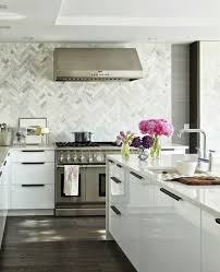 Kitchen Backsplash Wallpaper by 56 Best Kitchen Paint U0026 Wallpaper Ideas Images On Pinterest Home
