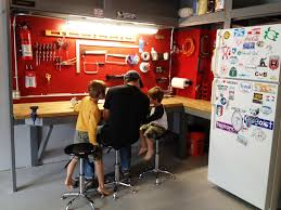 Design Your Garage Cool Garage Workbench Ideas And Plans Best House Design