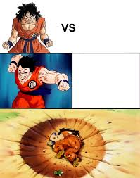 Base Meme - yamcha meme base by wooperthememe on deviantart