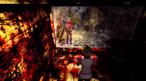 silent hill 3 brookhaven hospital storeroom death and escape