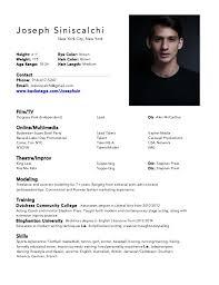 us resume format professional actor headshots actor resume talent resume format resume for actors best acting