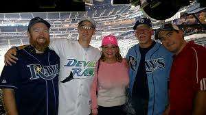 Home Team by Fish Out Of Water Attending The Rays