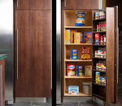 Creative Kitchen Storage Ideas Narrow Kitchen Storage Cabinet Tags Modern Kitchen Pantry Closet