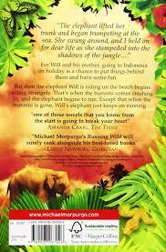 running wild amazon co uk michael morpurgo 8601300019239 books