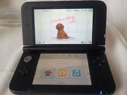 nintendo 3ds xl u2013 new condition u2013 comes with 4 games console can