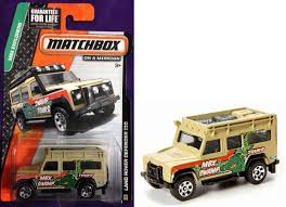 matchbox land rover defender 110 matchbox 2015