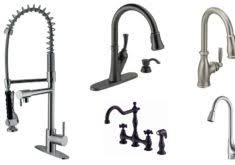 Top Rated Kitchen Sink Faucets Unique Top Rated Kitchen Faucets On Home Kitchen Faucet Ideas