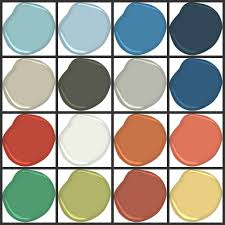 lisa mende design benjamin moore williamsburg paint colors